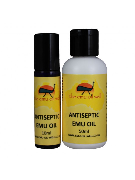 Antiseptic Emu Oil