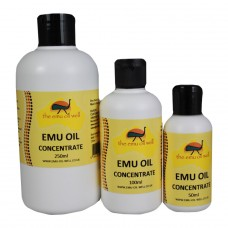 Emu Oil Concentrate