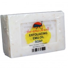 Exfoliating Emu Oil Soap