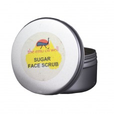 Exfoliating Emu Oil Face Scrub